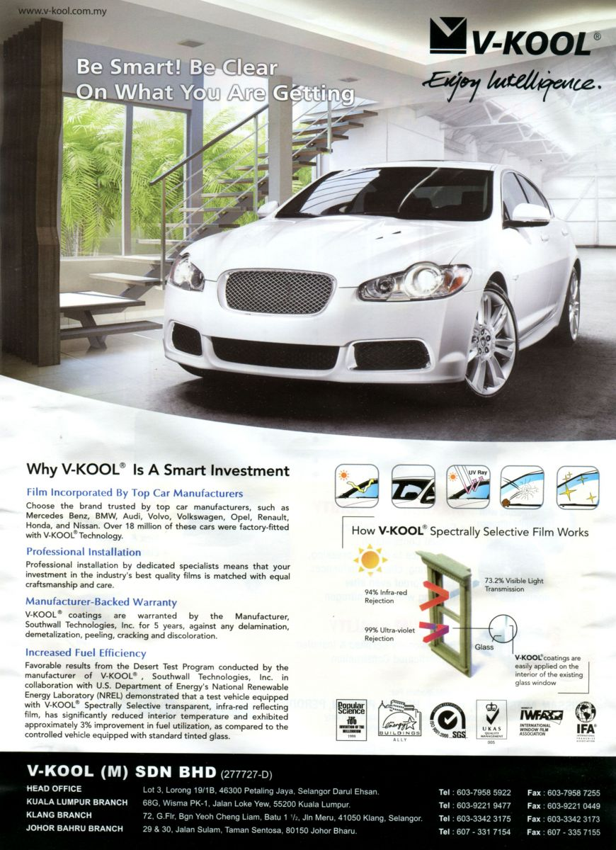 Nissan Drive On Magazine